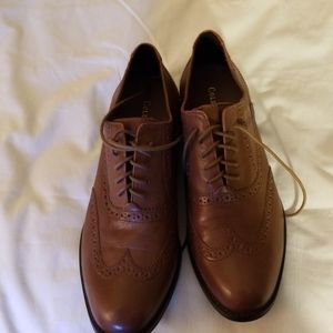 Womens Cole Haan Brown Shoes Sz 9